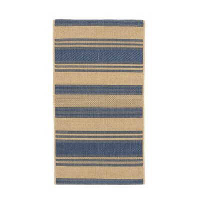 Couristan Five Seasons South Padre Blue/Cream Rug