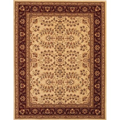Couristan Anatolia Antique Herati Cream Rug