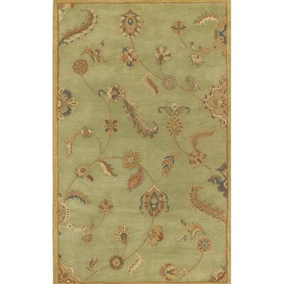 Couristan Dynasty Persian Garland Sage/Multi Floral Rug