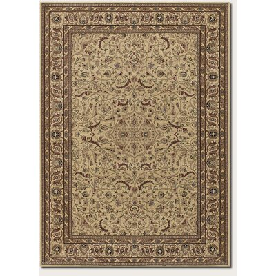 Couristan Anatolia Persian Medallion Ispaghan/Cream Rug
