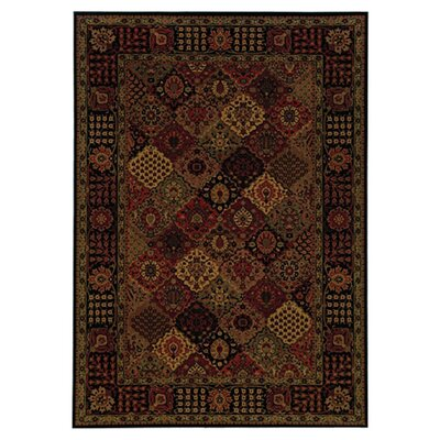 Couristan Everest Antique Baktiari/Midnight Rug