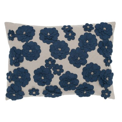 Felt Daisy Pillow