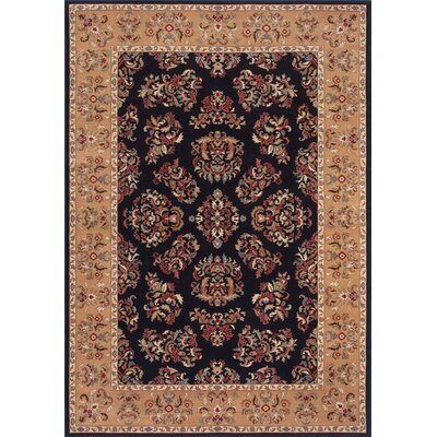 Shaw Rugs Inspired Design Alyssa Black Rug