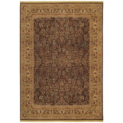 Renaissance Regency Dark Brown Rug