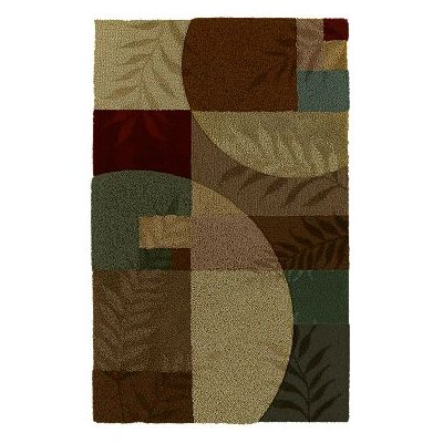 Shaw Rugs Structure Compositions Merlot Rug
