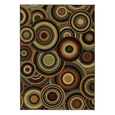 Shaw Rugs Transitions Disco Multi Rug