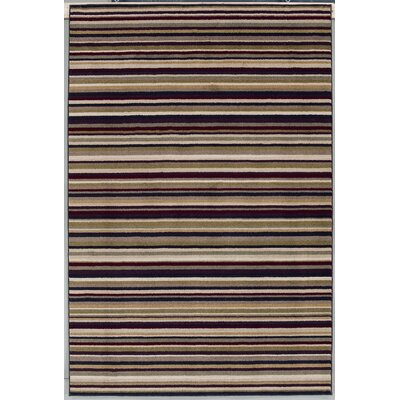 Modern Elements Taylor Black Multi Rug