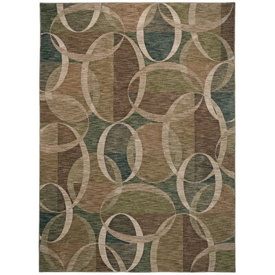Shaw Rugs Modernworks Aura Light Multi Rug
