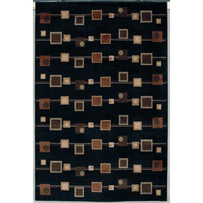 Accents Cocktail Ebony Rug