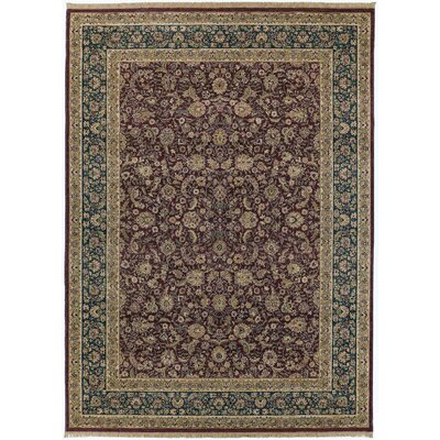 Shaw Rugs Antiquities All-Over Tabriz Brick Rug