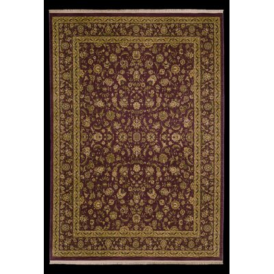 Shaw Rugs Antiquities Kashan Brick Rug