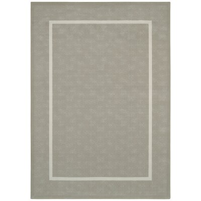 Woven Expressions Platinum Astoria Meadow Mist Rug