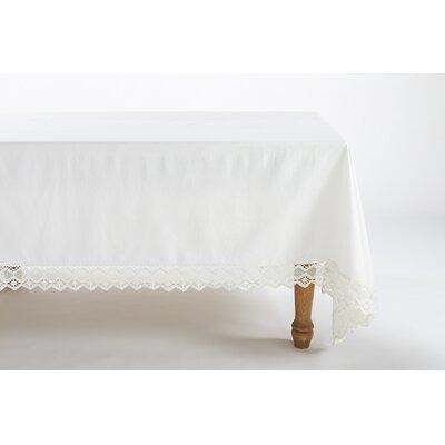 Coyuchi Grand Lace Tablecloth