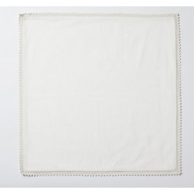 Coyuchi Grand Lace Napkin