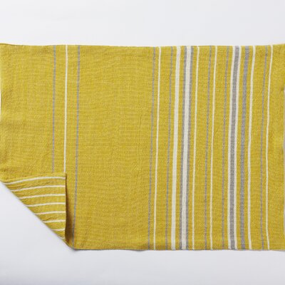 Agrarian Stripe Reversible Placemat