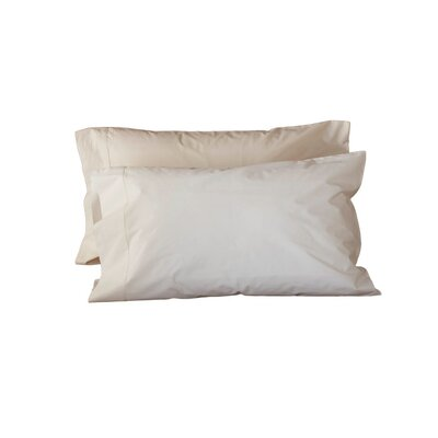 <strong>Coyuchi</strong> Percale 300 Thread Count Pillowcase (Set of 2)