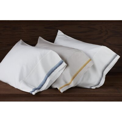 Coyuchi Ombre 300 Thread Count Sateen Pillowcase
