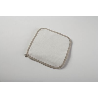 Coyuchi Linen and Terry Wash Cloth Baby