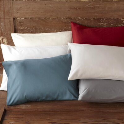Coyuchi Sateen Pillowcase (Set of 2)