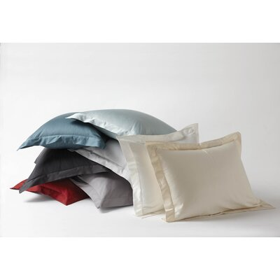 Coyuchi Sateen Organic Cotton Sham