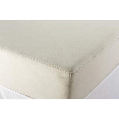 Coyuchi Bedding Essentials Organic Cotton Mattress Protector