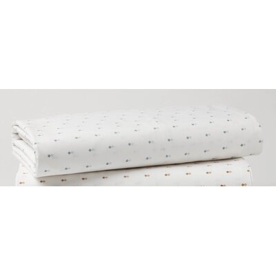 Coyuchi Double Diamond Printed 220 Thread Count Sheet Set