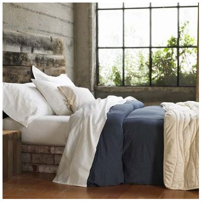 Coyuchi Rocky Shore Duvet Cover Collection