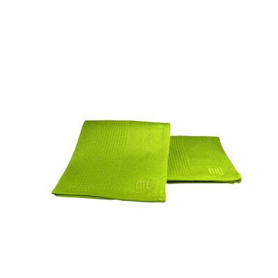 "MU Kitchen MUbamboo 12"" x 12"" Dishcloth (Set of 2)"