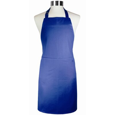 MU Kitchen MUincotton Full Apron in Indigo