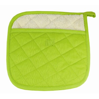 MU Kitchen MUincotton Potholder in Grass