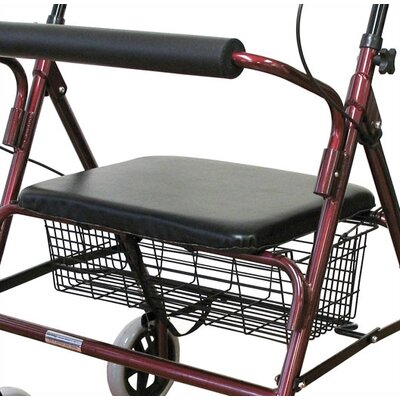 Karman Healthcare Extra Wide Bariatric Rollator