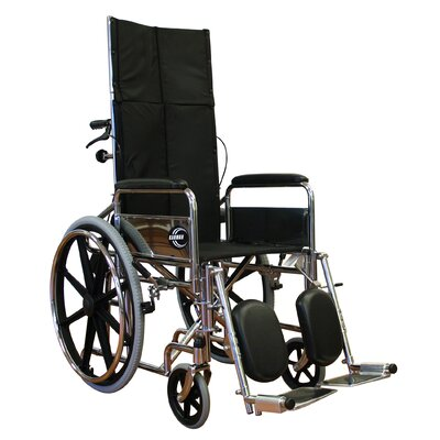 Karman Healthcare Standard Deluxe Reclining Wheelchair