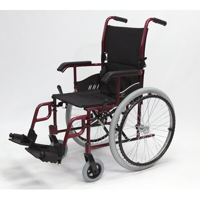 High Strength Ultra Lightweight Wheelchair