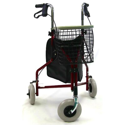 Karman Healthcare 3 Wheel Rollator