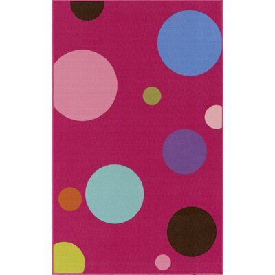Dalyn Rug Co. 4-Ever Young Circle Kids Rug