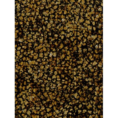 Belize Gold Balloon Rug