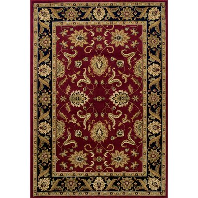 Dalyn Rug Co. Wembley Red Rug