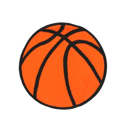 Dalyn Rug Co. All Stars Basketball Kids Rug