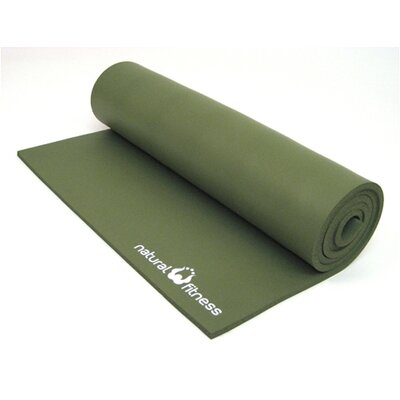 Natural Fitness Olive Powerhouse Mat
