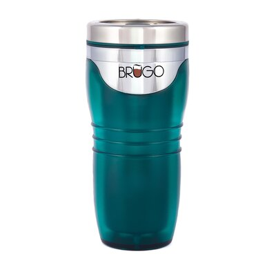 Leak Proof Thermodynamic Travel Mug in Executive Mediterranean