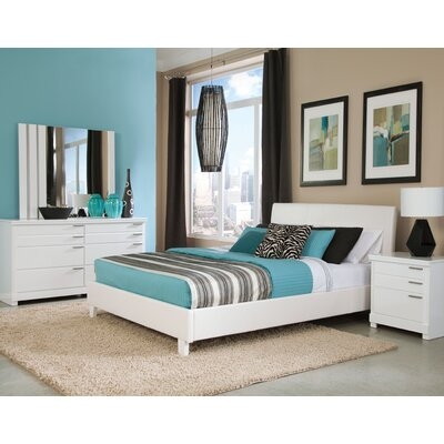 Standard Furniture Metropolitan Rectangular Dresser Mirror