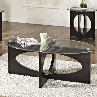 Dania Coffee Table With End Tables Wayfair