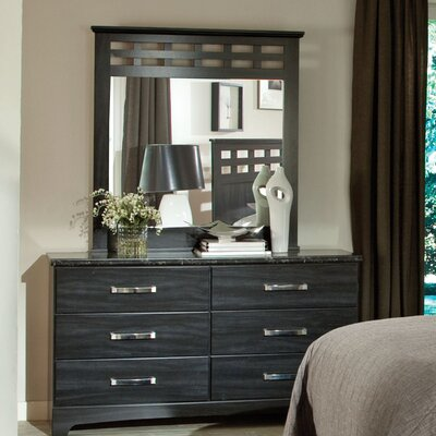 Imperial 6 Drawer Dresser