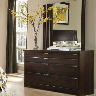 Standard Furniture Strata 6 Drawer Dresser