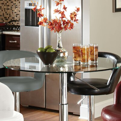 Cosmo Adjustable Counter Height Dining Table