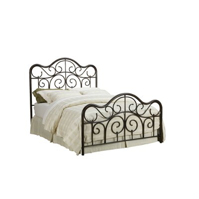 Standard Furniture Santa Cruz Metal Bedroom Collection