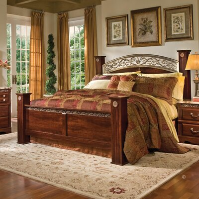 Triomphe Four Poster Bedroom Collection Wayfair