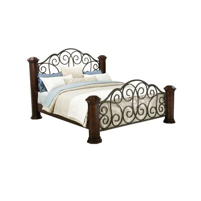 Standard Furniture Fall River Panel Bedroom Collection