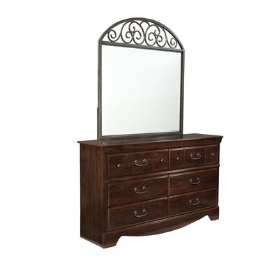 Standard Furniture Fall River 6 Drawer Dresser