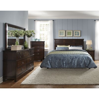 Standard Furniture Sonoma Panel Bed